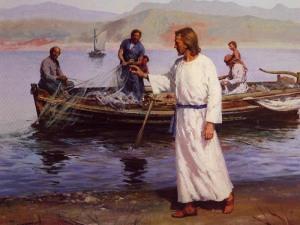 Gesù-e-la-barca